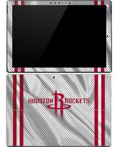 Houston Rockets Home Jersey Surface Pro (2017) Skin