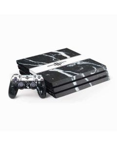 Houston Rockets Marble PS4 Pro Bundle Skin