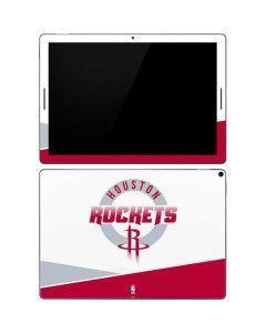 Houston Rockets Split Google Pixel Slate Skin