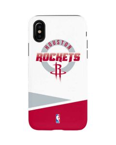 Houston Rockets Split iPhone X Pro Case