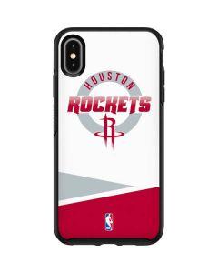 Houston Rockets Split Otterbox Symmetry iPhone Skin