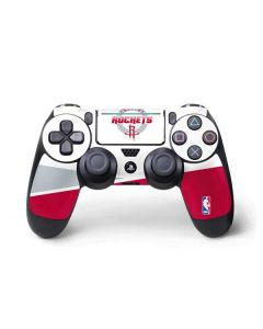 Houston Rockets Split PS4 Pro/Slim Controller Skin