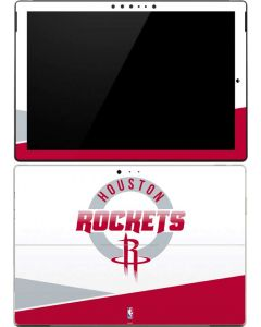 Houston Rockets Split Surface Pro 4 Skin