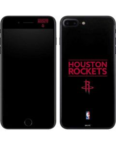 Houston Rockets Standard - Black iPhone 7 Plus Skin