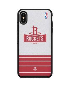 Houston Rockets Static Otterbox Symmetry iPhone Skin