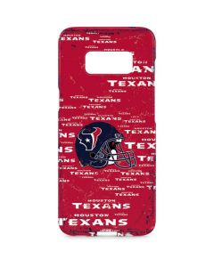 Houston Texans - Blast Galaxy S8 Plus Lite Case