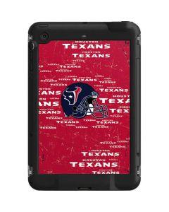 Houston Texans - Blast LifeProof Fre iPad Mini 3/2/1 Skin
