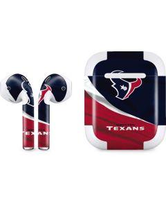 Houston Texans Apple AirPods 2 Skin
