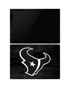Houston Texans Black & White Surface Pro 6 Skin