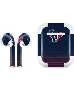 Houston Texans Breakaway Apple AirPods 2 Skin