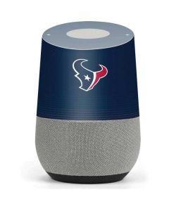 Houston Texans Breakaway Google Home Skin