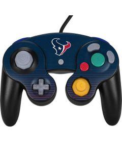 Houston Texans Breakaway Nintendo GameCube Controller Skin
