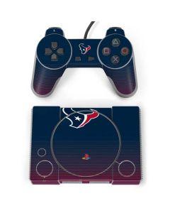 Houston Texans Breakaway PlayStation Classic Bundle Skin