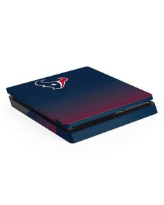 Houston Texans Breakaway PS4 Slim Skin