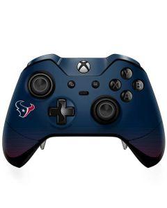 Houston Texans Breakaway Xbox One Elite Controller Skin