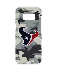 Houston Texans Camo Galaxy S8 Plus Lite Case