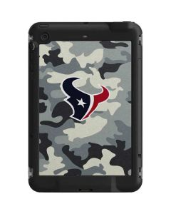 Houston Texans Camo LifeProof Fre iPad Mini 3/2/1 Skin