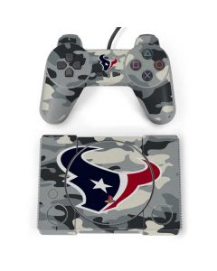 Houston Texans Camo PlayStation Classic Bundle Skin