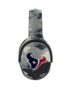 Houston Texans Camo Skullcandy Venue Skin