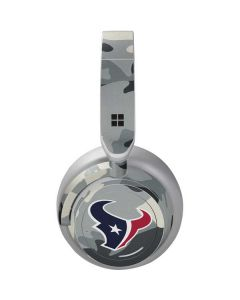 Houston Texans Camo Surface Headphones Skin