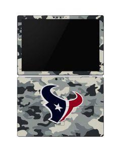 Houston Texans Camo Surface Pro 6 Skin