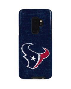 Houston Texans Distressed Galaxy S9 Plus Pro Case