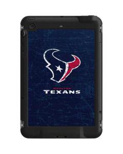 Houston Texans Distressed LifeProof Fre iPad Mini 3/2/1 Skin