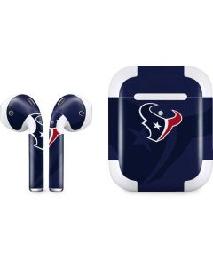 Houston Texans Double Vision Apple AirPods 2 Skin
