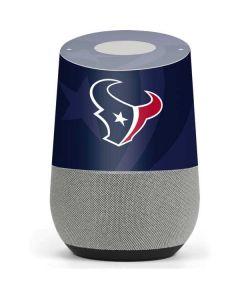 Houston Texans Double Vision Google Home Skin