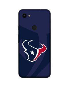 Houston Texans Double Vision Google Pixel 3a Skin