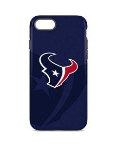 Houston Texans Double Vision iPhone 8 Pro Case
