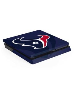 Houston Texans Double Vision PS4 Slim Skin