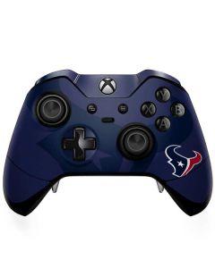 Houston Texans Double Vision Xbox One Elite Controller Skin