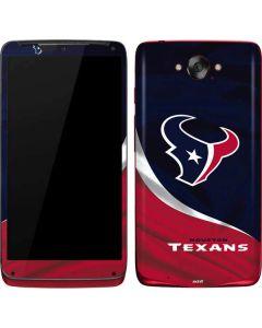 Houston Texans Motorola Droid Skin