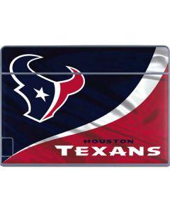 Houston Texans Galaxy Book Keyboard Folio 12in Skin