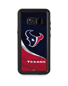 Houston Texans Galaxy S8 Plus Waterproof Case