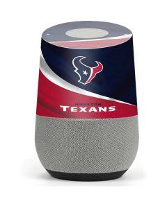 Houston Texans Google Home Skin