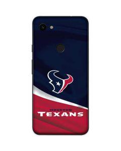 Houston Texans Google Pixel 3a Skin