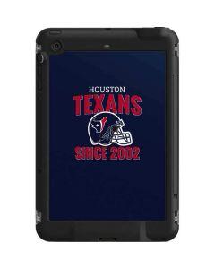 Houston Texans Helmet LifeProof Fre iPad Mini 3/2/1 Skin