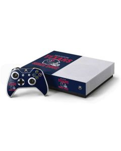 Houston Texans Helmet Xbox One S All-Digital Edition Bundle Skin