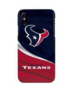 Houston Texans iPhone XS Max Lite Case