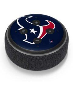 Houston Texans Large Logo Amazon Echo Dot Skin