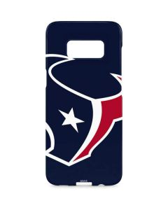 Houston Texans Large Logo Galaxy S8 Plus Lite Case