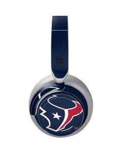 Houston Texans Large Logo Surface Headphones Skin