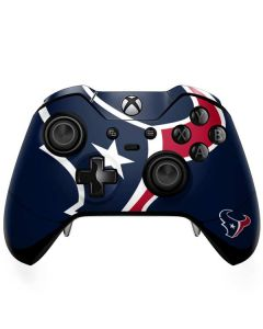 Houston Texans Large Logo Xbox One Elite Controller Skin