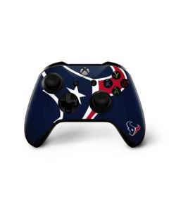 Houston Texans Large Logo Xbox One X Controller Skin
