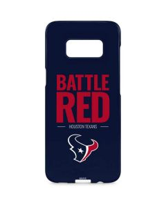 Houston Texans Team Motto Galaxy S8 Plus Lite Case