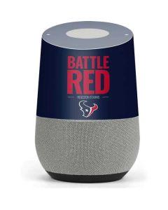 Houston Texans Team Motto Google Home Skin