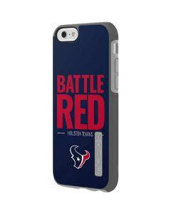 Houston Texans Team Motto Incipio DualPro Shine iPhone 6 Skin