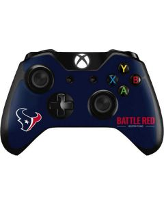 Houston Texans Team Motto Xbox One Controller Skin